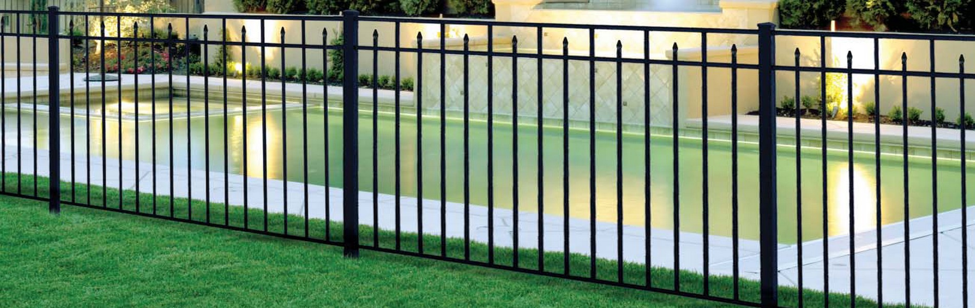 Cedar Springs Fence Ornamental Iron Fencing
