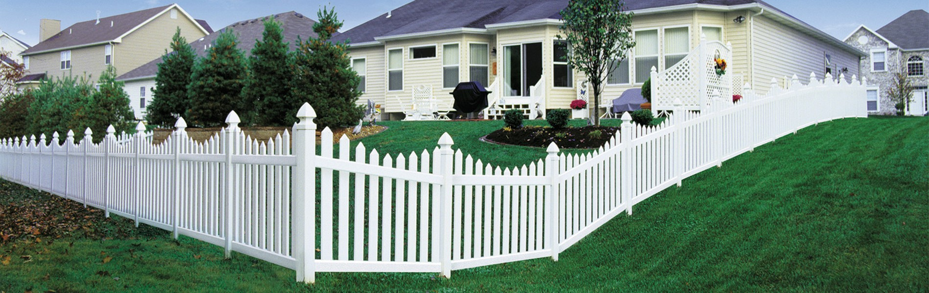 Poly Vinyl Fencing For Grand Rapids And West Michigan